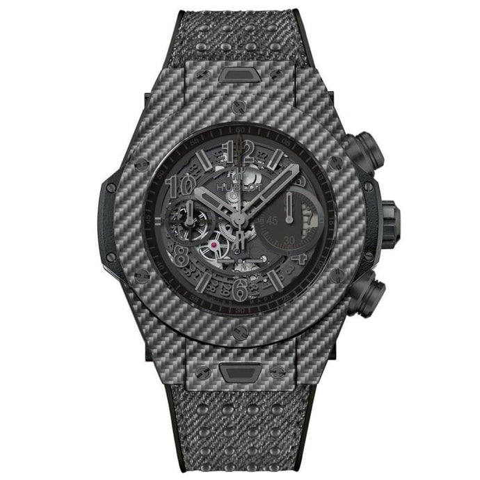 Hublot Big Bang Unico Italia Independent Skeleton 45mm Carbon Fiber (411.YT.1110.NR.ITI15) - WATCHES Boston