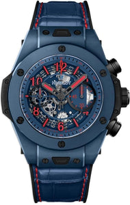 Hublot Big Bang Unico Special One Limited Edition 45mm Ceramic/Strap (Ref#411.EX.5113.LR.SPO18) - WATCHES Boston