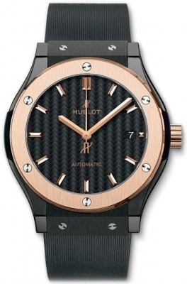 Hublot Classic Fusion Black Magic 45Mm Ceramic (542.co.1781.rx) - Watches Boston