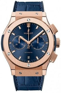 Hublot Classic Fusion Chronograph 42Mm 18K Rose Gold (541.ox.7180.lr) - Watches Boston