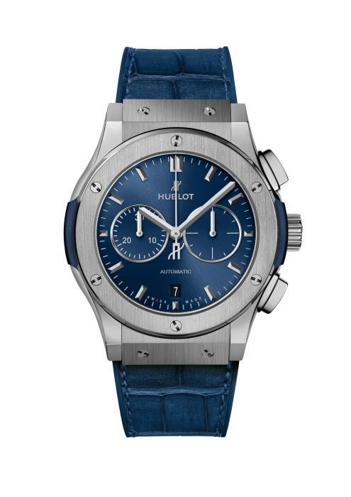 Hublot Classic Fusion Blue - Boston