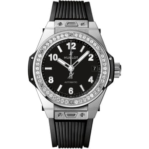 Hublot Ladies Big Bang 39mm Stainless Steel (465.SX.1170.RX.1204) - WATCHES Boston