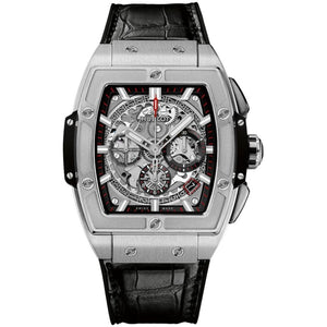 Hublot Spirit of Bang Bang Moonphase Titanium (641.NX.0173.LR) - Boston