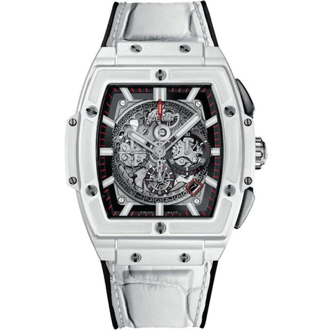Hublot Spirit of Big Bang White Ceramic (601.HX.0173) - Boston