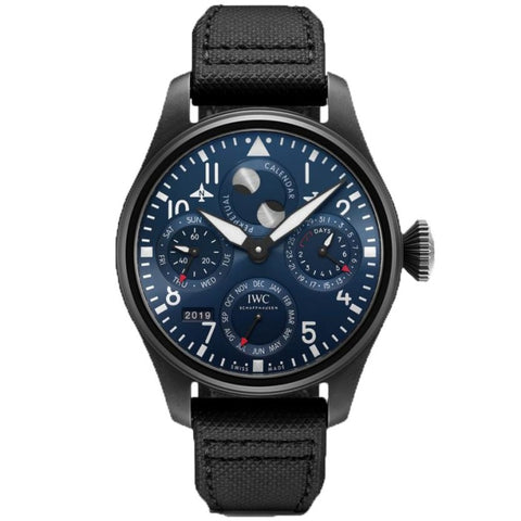 IWC Big Pilots Perpetual Calendar Edition Rodeo Drive (Ref#IW503001) - WATCHES Boston