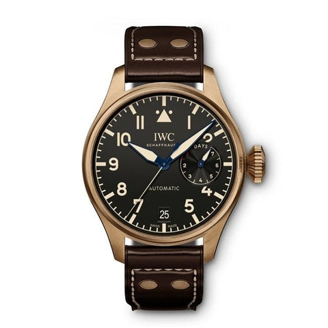 Iwc Big Pilots Watch 46Mm Bronze (Iw501005) **limited Edition** - Watches Boston