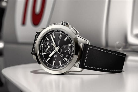 Iwc Ingenieur Chronograph 44.3Mm Titanium (Iw380901) - Watches Boston