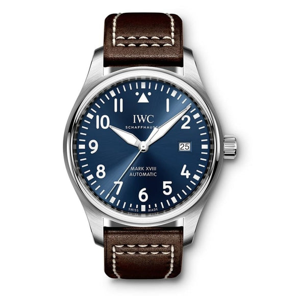 Iwc Pilots Watch Mark Xviii Le Petit Prince 40Mm Stainless Steel (Iw327004) - Watches Boston