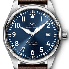 Load image into Gallery viewer, Iwc Pilots Watch Mark Xviii Le Petit Prince 40Mm Stainless Steel (Iw327004) - Watches Boston
