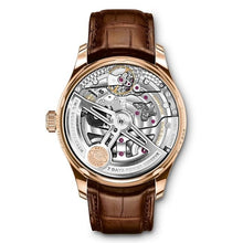 Load image into Gallery viewer, Iwc Portugieser Automatic 7 Day 42.3Mm Rose Gold (Iw500701) - Watches Boston