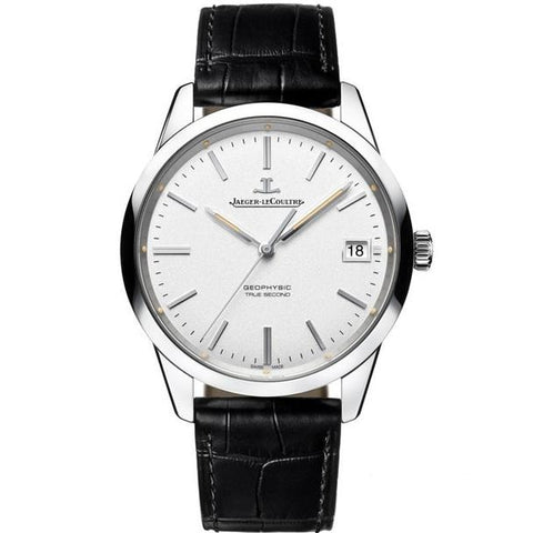 Jaeger-LeCoultre Geophysic True Second 40mm Stainless Steel (Q8018420) - WATCHES Boston