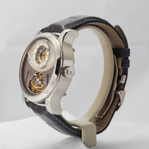 Jaeger-Lecoultre Gyrotourbillon 1 Platinum 43.5 Mm (149.6.07.s) Limited Edition - Watches Boston