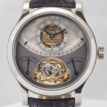 Load image into Gallery viewer, Jaeger-Lecoultre Gyrotourbillon 1 Platinum 43.5 Mm (149.6.07.s) Limited Edition - Watches Boston