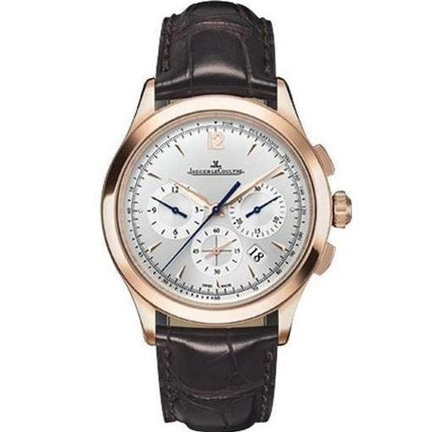 Jaeger-Lecoultre Master Chronograph 40Mm 18K Rose Gold (1532420) - Watches Boston