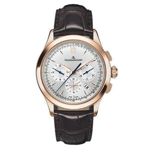 Jaeger-Lecoultre Master Chronograph 40Mm Rose Gold (1532420) - Watches Boston