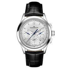 Load image into Gallery viewer, Jaeger-Lecoultre Master Chronograph 40Mm Stainless Steel (1538420) - Watches Boston