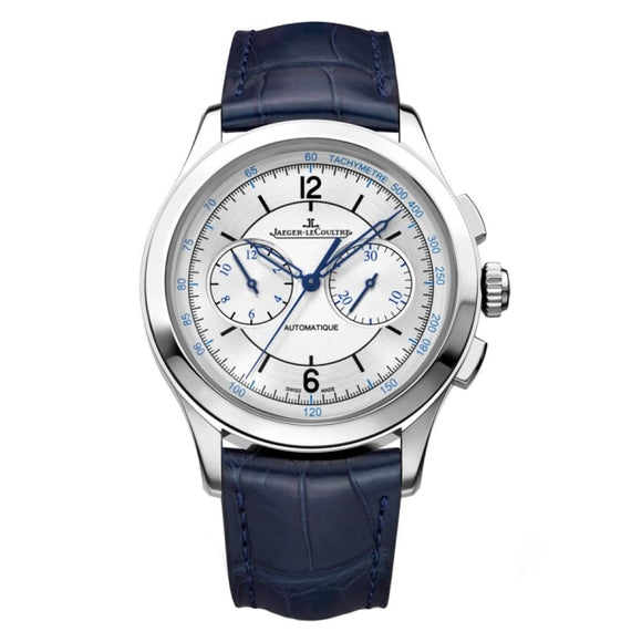 Jaeger-Lecoultre Master Chronograph 40Mm Stainless Steel (1538530) - Watches Boston
