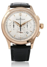 Load image into Gallery viewer, Jaeger-Lecoultre Master Chronograph Rose Gold 40Mm (1532520) - Watches Boston