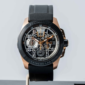 Jaeger-LeCoultre Master Compressor Extreme Lab 2 Rose Gold 46.8mm (Q2032540) - Boston