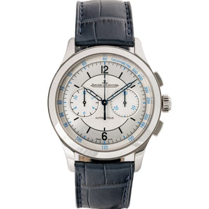 Jaeger-LeCoultre Master Control Chronograph Sector Dial Stainless Steel 40mm (Q1538530) - Boston