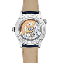 Load image into Gallery viewer, Jaeger-Lecoultre Master Geographic 39Mm Stainless Steel (1428530) - Watches Boston
