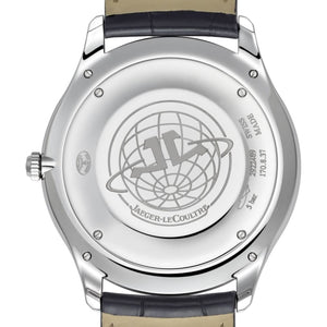 Jaeger-Lecoultre Master Ultra-Thin 41Mm Stainless Steel (1338421) - Watches Boston
