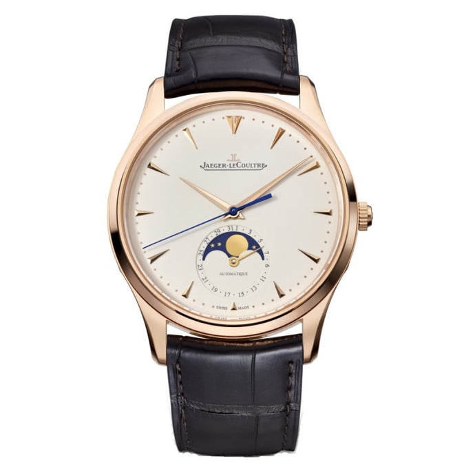 Jaeger-Lecoultre Master Ultra Thin Moon 39Mm Rose Gold (1362520) - Watches Boston