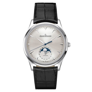 Jaeger-Lecoultre Master Ultra Thin Moon 39Mm Stainless Steel (1368420) - Watches Boston