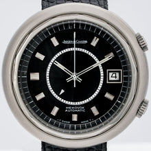 Load image into Gallery viewer, Jaeger-LeCoultre Memovox Alarm Snowdrop Speedbeat Stainless Steel 42mm Ref. (E877) - Boston