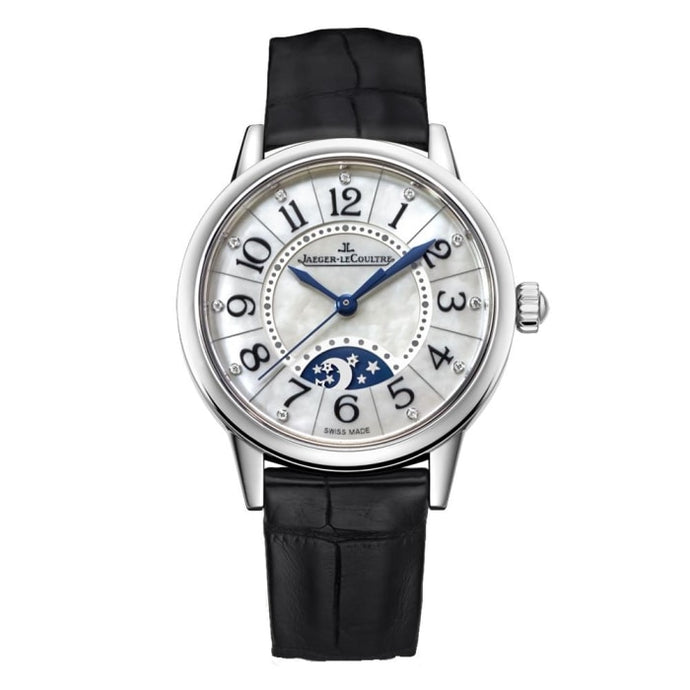 Jaeger-Lecoultre Rendez-Vous Night & Day 29Mm Steel (3468490) - Watches Boston