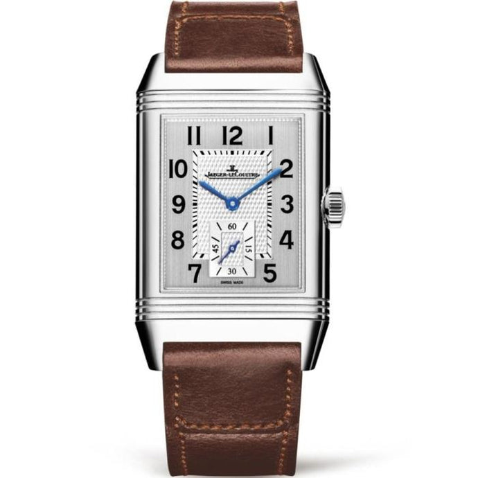 Jaeger-LeCoultre Reverso Large Small Seconds Stainless Steel (Q3858522) - Boston