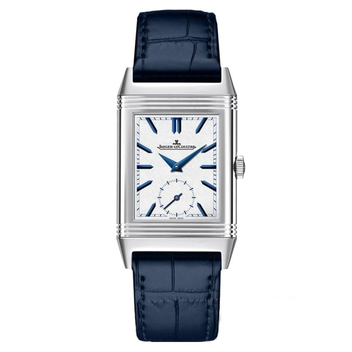 Jaeger-Lecoultre Reverso Tribute Duo Stainless Steel (3908420) - Watches Boston