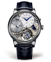 Jaeger-Lecoultremaster Grande Tradition Gyrotourbillon 3 Jubilee 43.5Mm Platinum (5036420) - Watches Boston