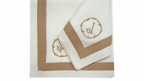 Julian Mejia Linen Napkins - Home & Decor Boston