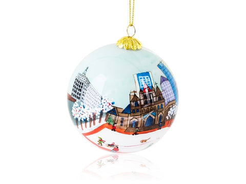 Kanin Press Copley Square Ornament - Home & Decor Boston