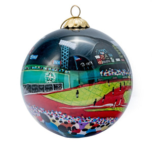 Kanin Press Fenway Park at Night Ornament - HOME & DECOR Boston