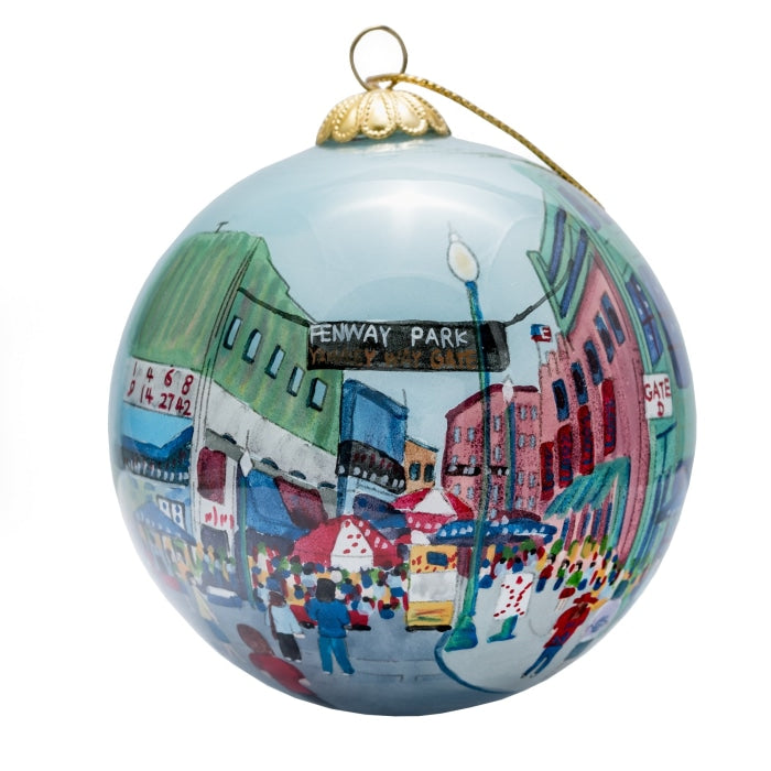 Kanin Press Yawkey Way Ornament - HOME & DECOR Boston