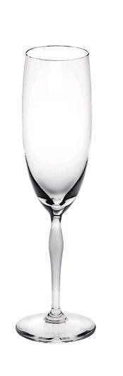 Lalique 100 Points Champagne Glass - Home & Decor Boston