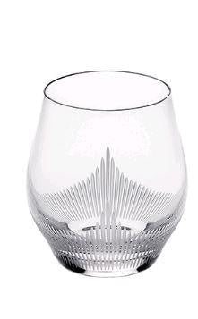 Lalique 100 Points Tumbler - Home & Decor Boston