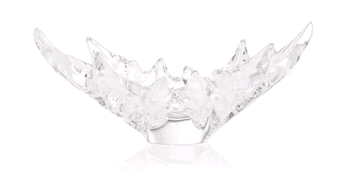 Lalique Elysees Bowl - Home & Decor Boston