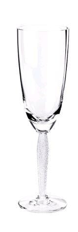 Lalique Louvre Champagne Flute - Home & Decor Boston