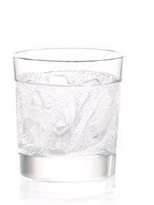 Lalique Owl Tumbler - Home & Decor Boston
