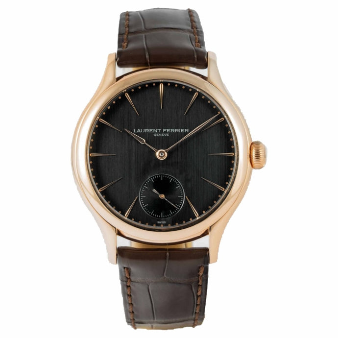 Laurent Ferrier Classic Micro Rotor RG (LCF004.R5.NR1.1) - WATCHES Boston