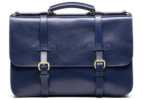 Lotuff English Briefcase - Gifts Boston