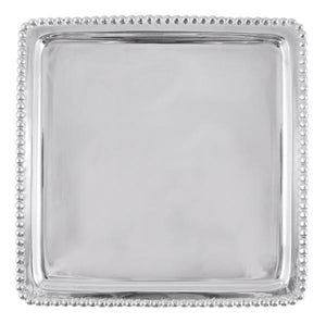 Mariposa Beaded Luncheon Tray - HOME & DECOR Boston