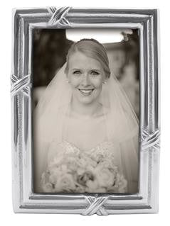 Mariposa Knot Style Picture Frame (1 Remaining) - Engagement Boston