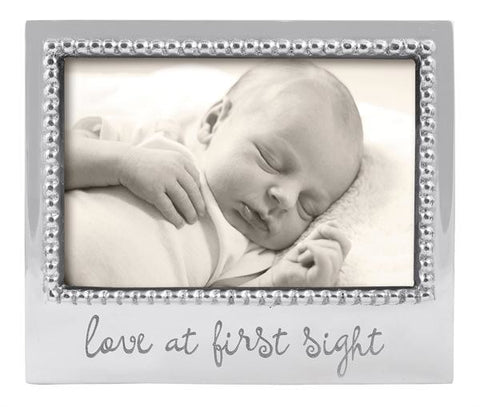 Mariposa~Love At First Sight Beaded Frame - Home & Decor Boston