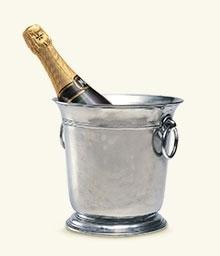 Match Pewter- Wine Bucket - Home & Decor Boston