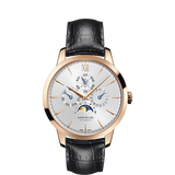 Montblanc Heritage Spirit Perpetual Calendar Rose Gold/leather Strap 39Mm (110714) - Watches Boston