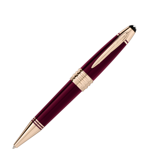 Montblanc John F. Kennedy Special Edition Burgundy Ballpoint Pen (118083) - GIFTS Boston